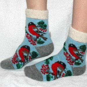 J-10 Женские шерстяные носки