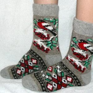 J-8 Женские шерстяные носки