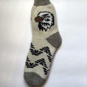M-12 Мужские шерстяные носки