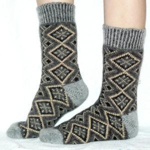 M-2 Мужские шерстяные носки