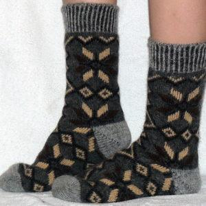 M-3 Мужские шерстяные носки