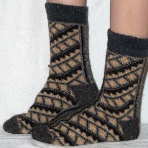 M-4 Мужские шерстяные носки