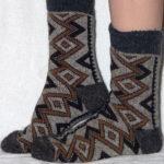 M-5 Мужские шерстяные носки