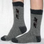 M-7 Мужские шерстяные носки