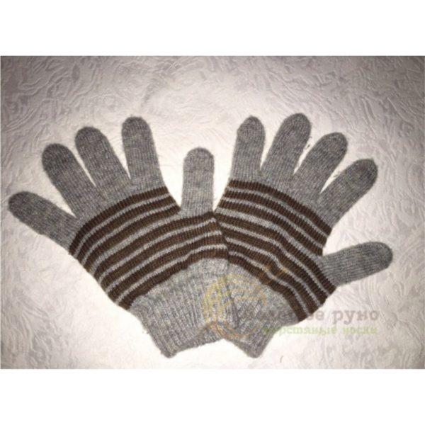 Перчатки шерстяные. Модель-1