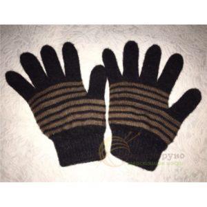 Перчатки шерстяные. Модель-2
