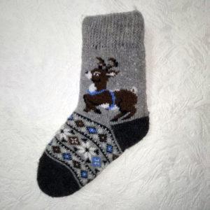 D-2 Детские шерстяные носки