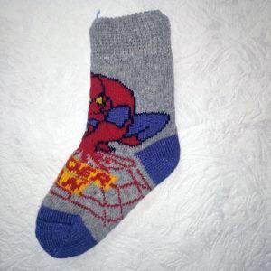 D-4 Детские шерстяные носки