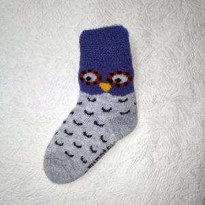 D-6 Детские шерстяные носки