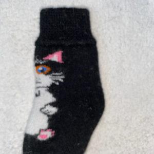 Детские шерстяные носки D-15