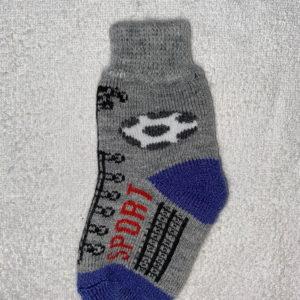 Детские шерстяные носки D-17