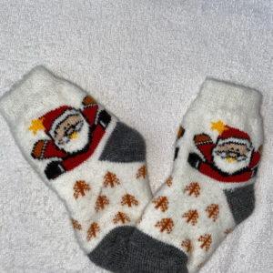 Детские шерстяные носки D-23