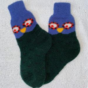 Подростковые носки. Модель «P-5»