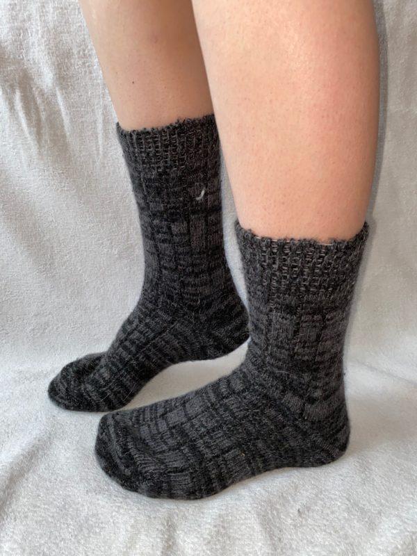 Мужские шерстяные носки. Модель M-17