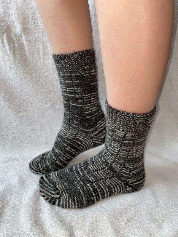 Мужские шерстяные носки. Модель «M-18»