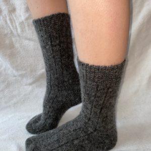 Мужские шерстяные носки. Модель M-22