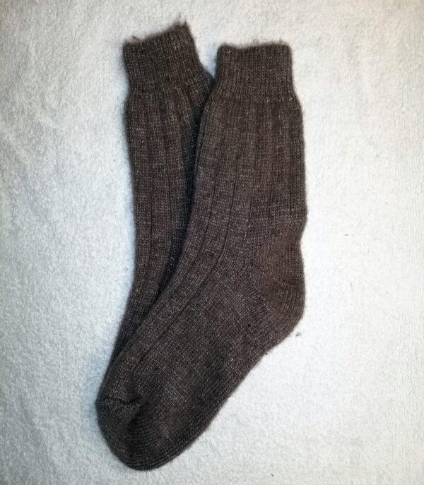 Мужские шерстяные носки. Модель M-24