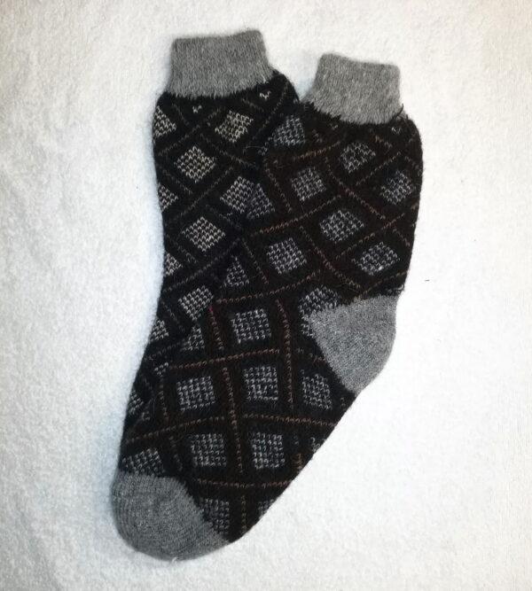 Подростковые шерстяные носки. Модель P-28