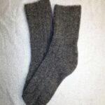 Женские шерстяные носки. Модель J-66