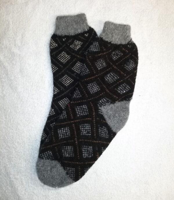 Женские шерстяные носки. Модель «J-68»
