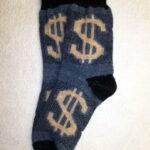 Мужские шерстяные носки. Модель M-39