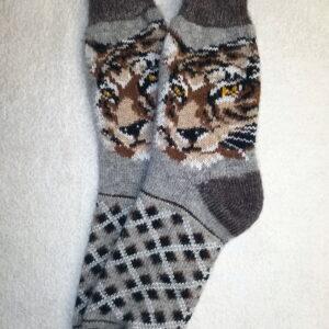 Мужские шерстяные носки. Модель M-40