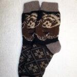 Мужские шерстяные носки. Модель M-47