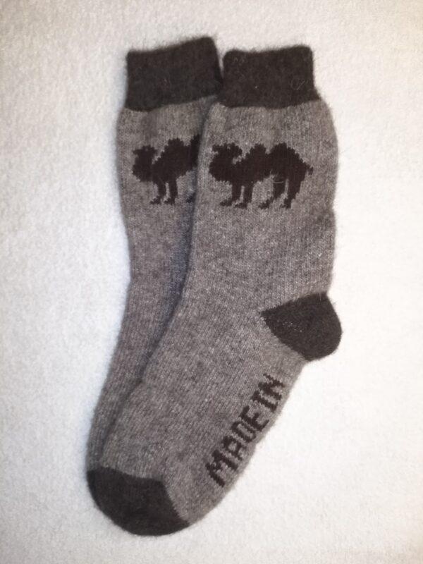 Мужские шерстяные носки. Модель M-48