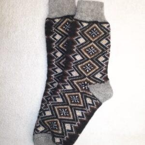 Мужские шерстяные носки. Модель M-50
