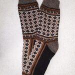 Мужские шерстяные носки. Модель M-53
