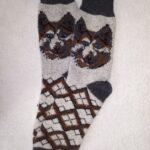 Мужские шерстяные носки. Модель M-55