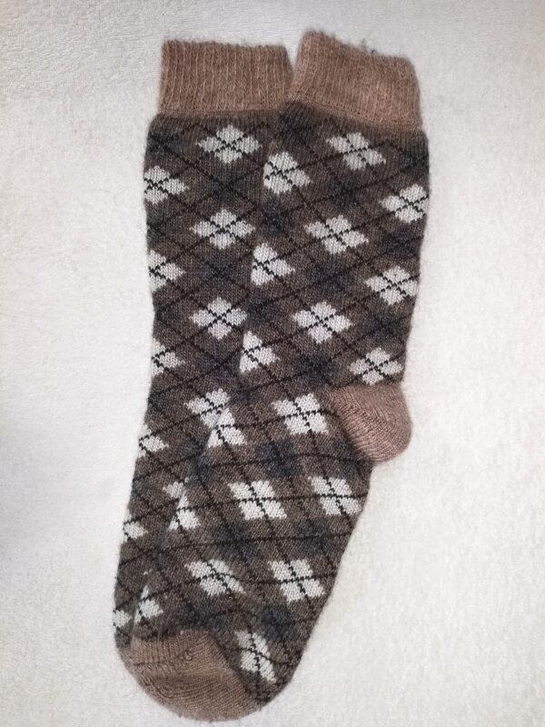 Мужские шерстяные носки. Модель M-58