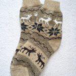 Мужские шерстяные носки. Модель M-69
