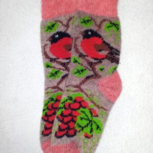 Женские шерстяные носки. Модель J-92
