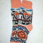 Женские шерстяные носки. Модель J-95