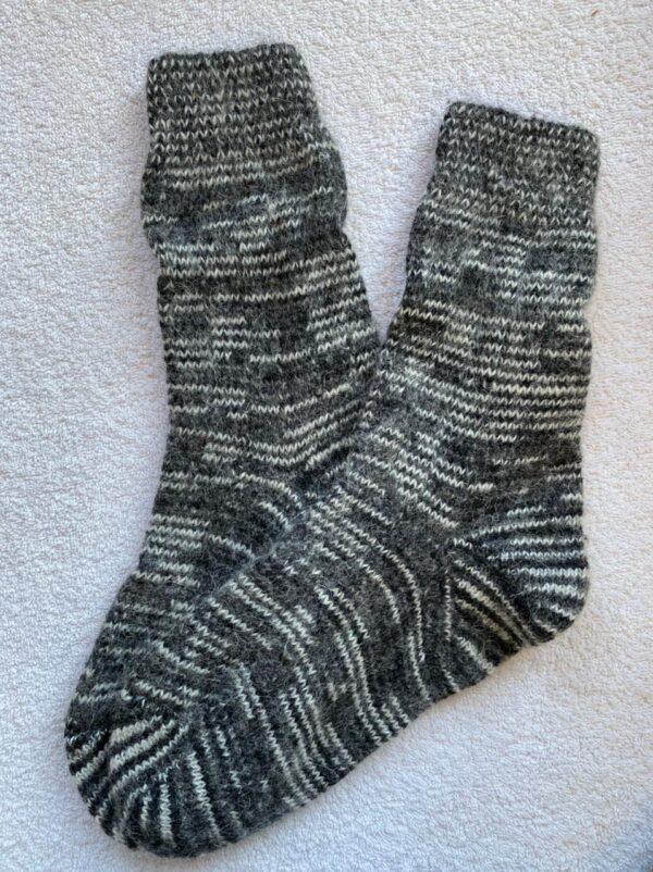 Мужские шерстяные носки. Модель M-77